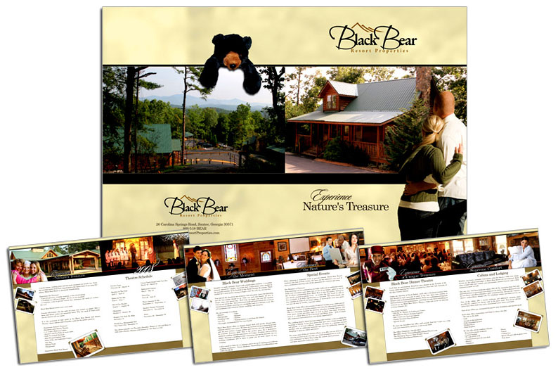 Black Bear Resort Brochure