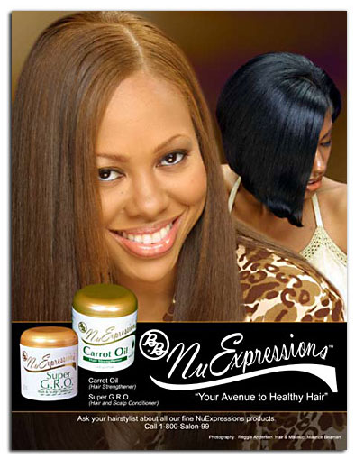 Bronner Brothers Ad