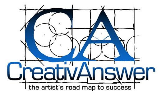 Creative Answer Logo Design