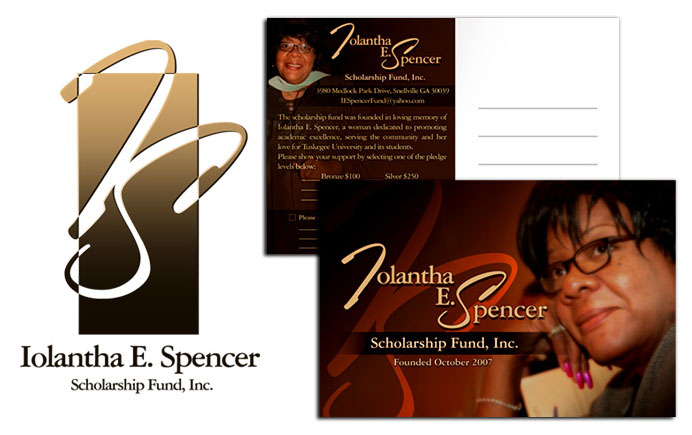 Logo and Postcard Design
