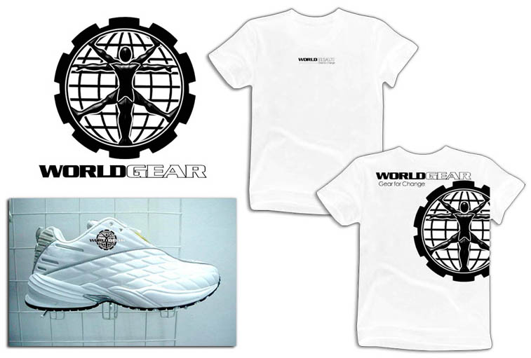 Logo, Tshirt and Shoe Design
