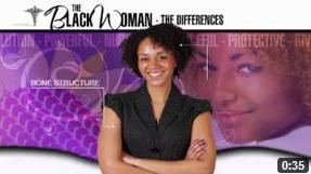 Black Woman Video Intro