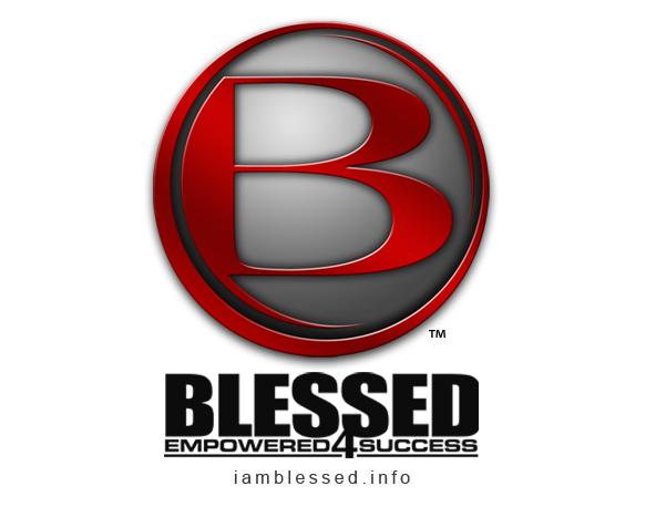 Blessed Logo